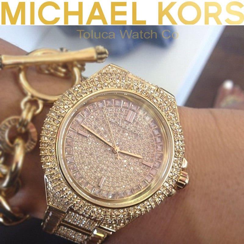 Michael Kors MK5720 verkrijgbaar in de outlet!