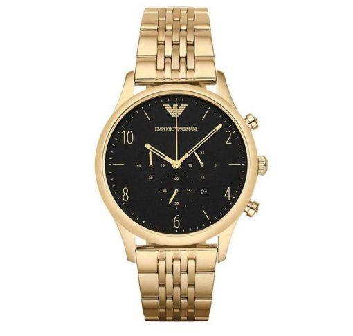 Emporio Armani AR1893 goud horloge
