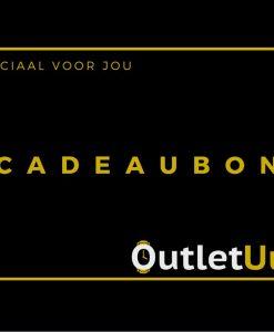 Outletuur Cadeaubon